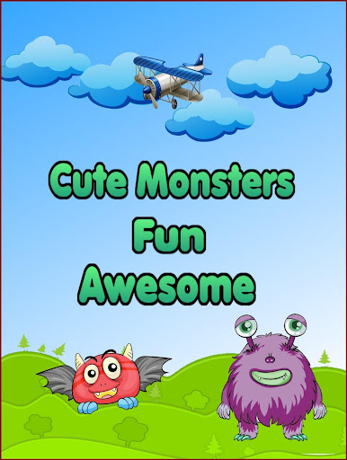 Monster Match Link Game: Kids