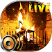 Live Fireplace Wallpaper with Sound ? Animated icon