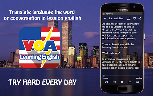 VOA Learning English 2017- screenshot thumbnail