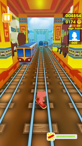 Subway Dash: Jerry Escape 1.0.1 screenshots 4