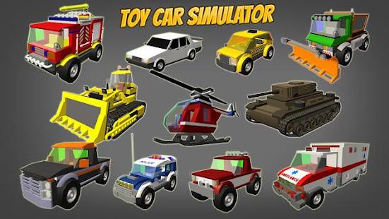 Toy Car Simulator 2018 Programme Op Google Play