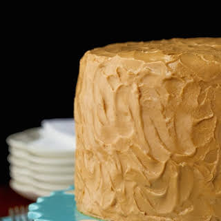 Best Caramel Cake.