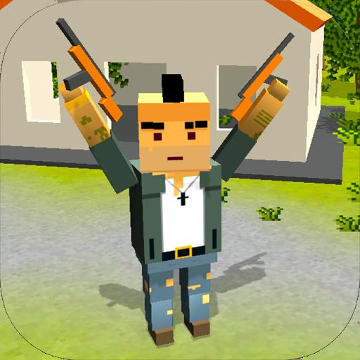 Block Survival Game (game)