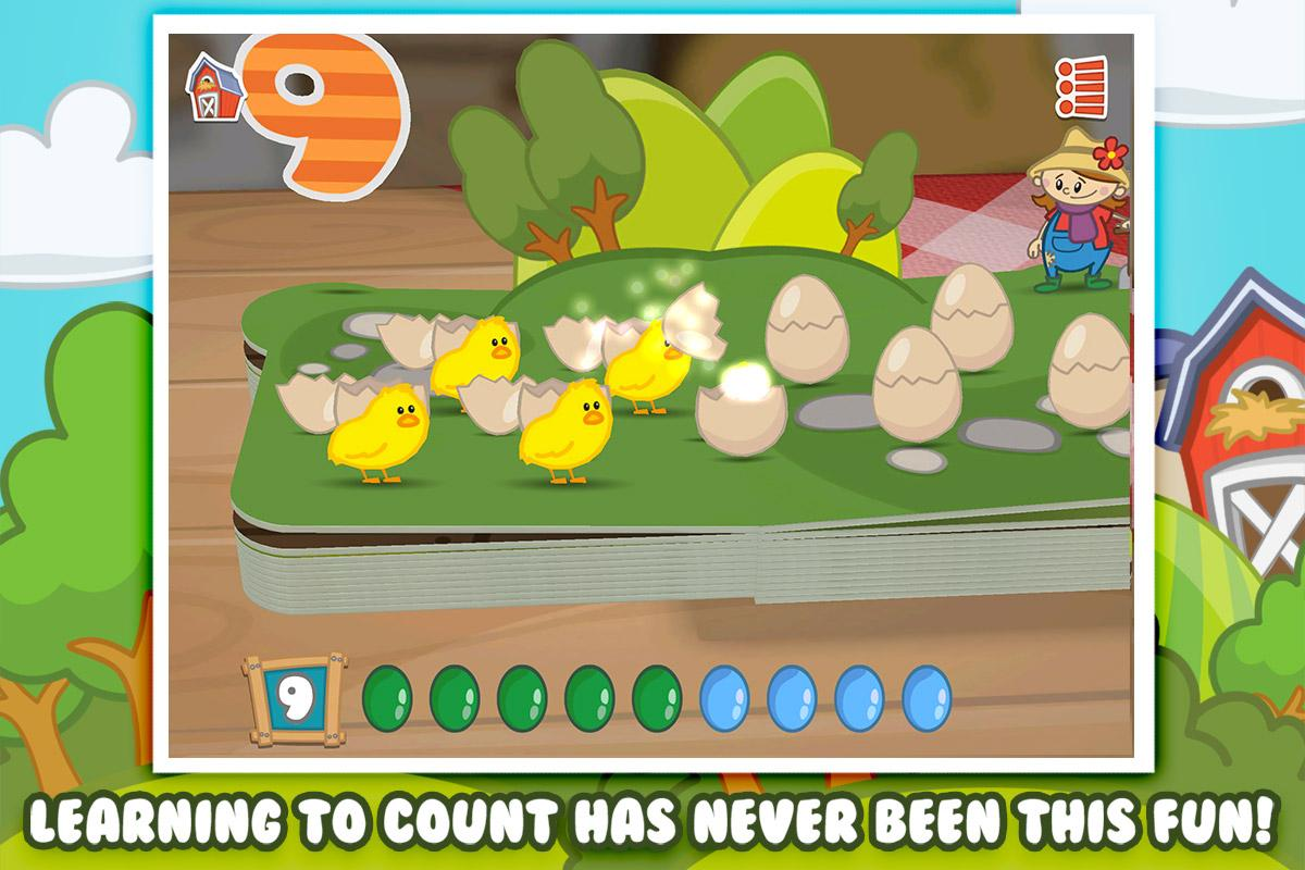 Learning To Count - KidzInMind- screenshot
