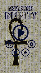 Arkanoid: Infinity - náhled