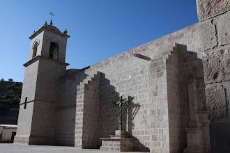 Photo: Iglesia de San Agustín Torata Moquegua (28 y 29-Julio-2012)