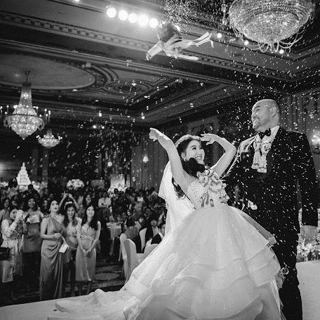 Wedding photographer Anurak Rassameeamornwiwat (AnurakRassameea). Photo of 16.12.2017