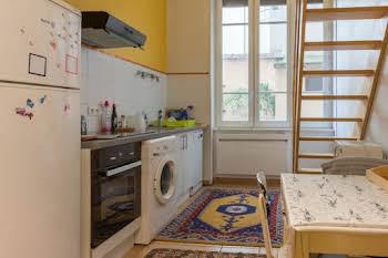 Appartement meublé 2 pièces 20,63 m2