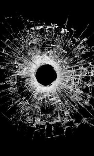 Cracked Screen - Broken Prank