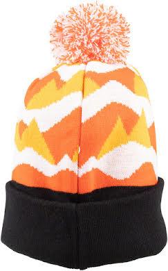 45NRTH Polar Flare Pom Hat - Orange alternate image 0