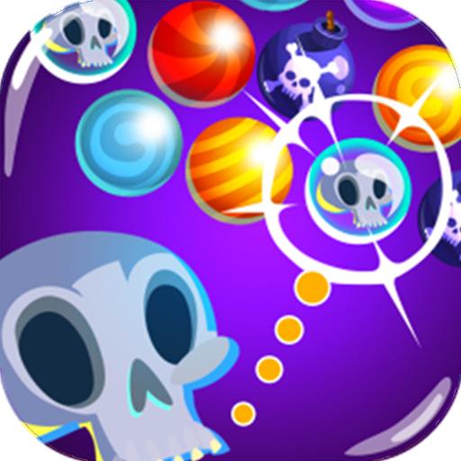 Halloween BubbleBash (game)