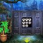 Eyes Door Escape Game