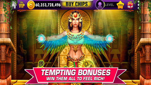 Slots : FREE Vegas Slot Machines - 7Heart Casino! 1.71 screenshots 4