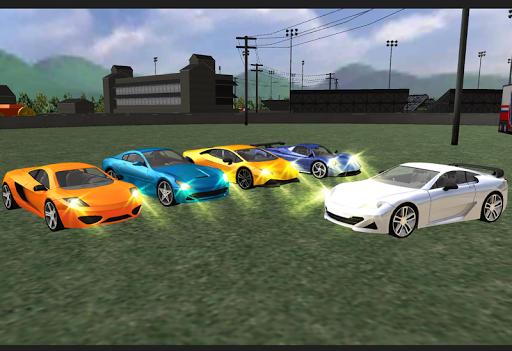 Asphalt Drift Racing 1.2 screenshots 4
