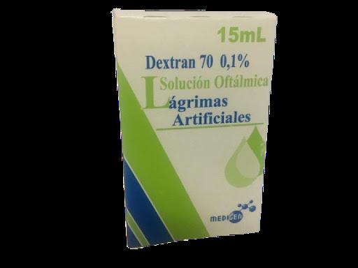 Lagrimas Artificiales 15Ml Dextran 70 0.1% Medigen Medigen