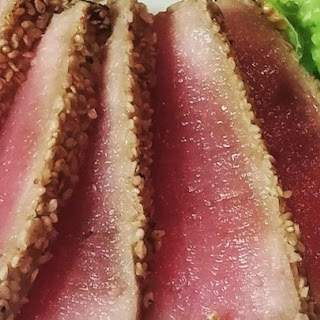 Sesame Seared Tuna Recipe