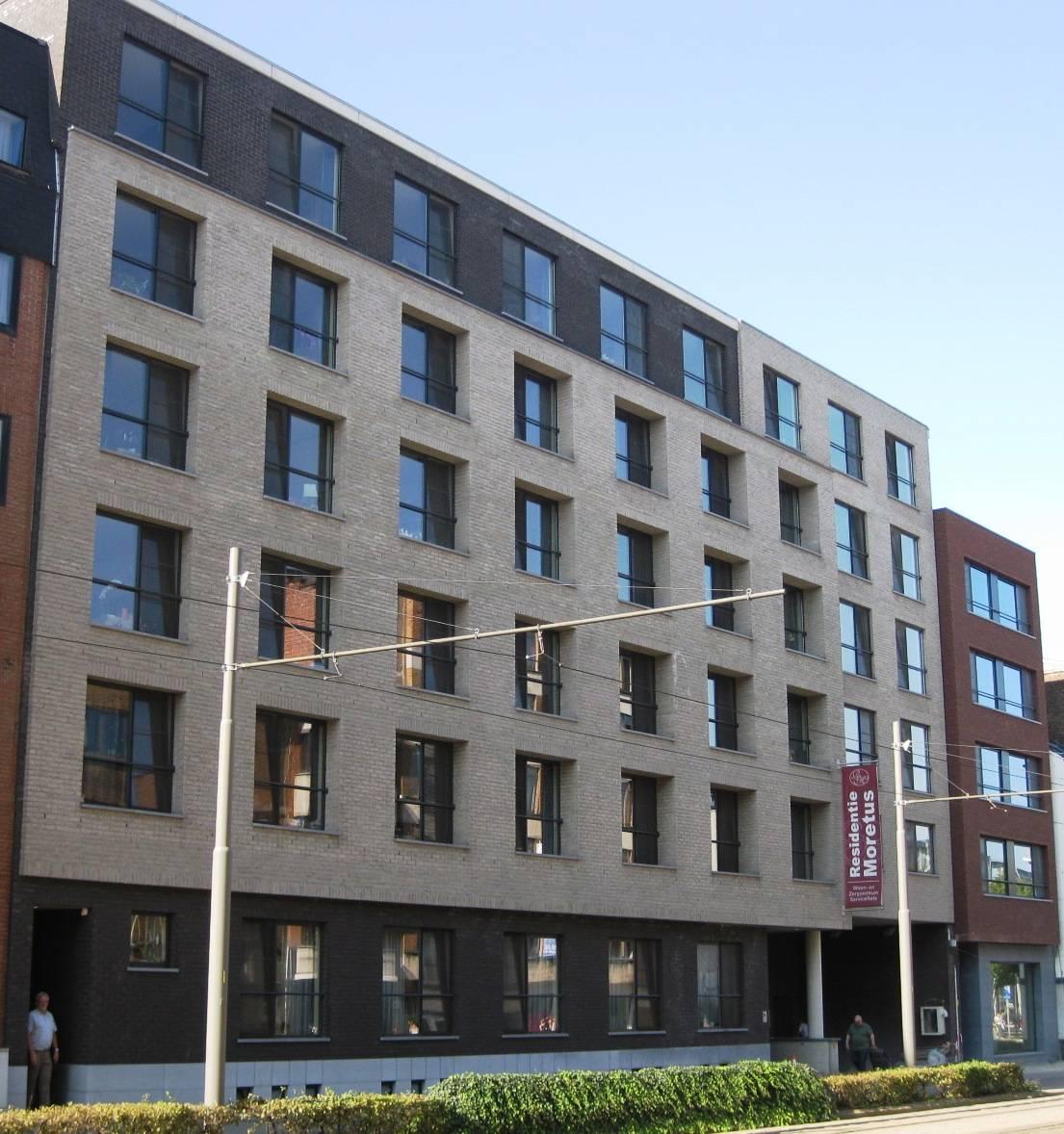 Woon- en zorgcentrum Residentie Moretus foto