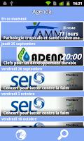 Screenshot of Foi & Solidarité