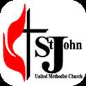 St. John UMC WV icon