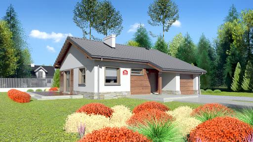 projekt Dom przy Przyjemnej 3 bis