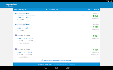 Priceline Hotels, Flight & Car Screenshot 6