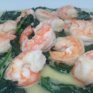 Chicken Scampi With Spinach Recipes