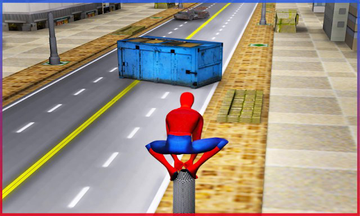 Spider HerO Amazing Battle - náhled