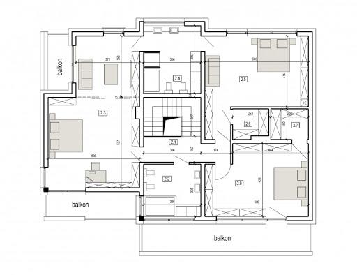 AN 003 - Rzut piętra