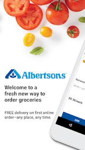 Albertsons Delivery & Pick Up 9.9.0 [Mod + APK] Android 1