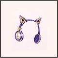 猫耳ヘッドフォン