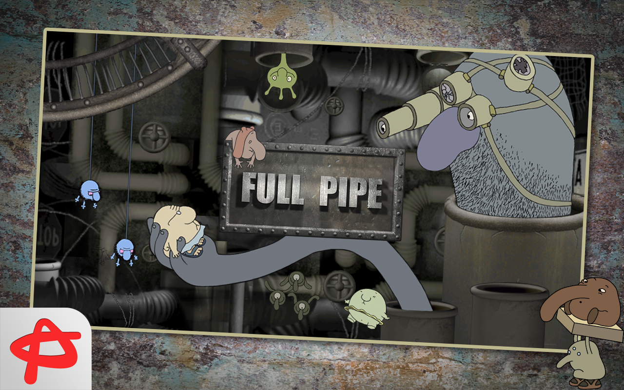 Full Pipe: Puzzle Adventure Premium Game- screenshot
