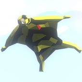 Wingsuit Flight 3D