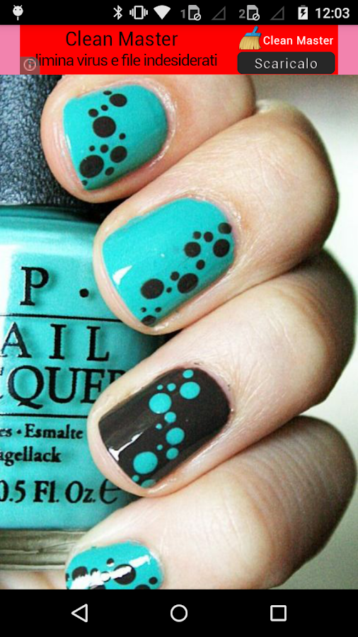 Crazy nail art android apps on google play crazy nail art screenshot prinsesfo Images