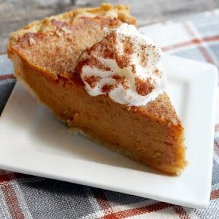 Too-Good Sweet Potato Pie.