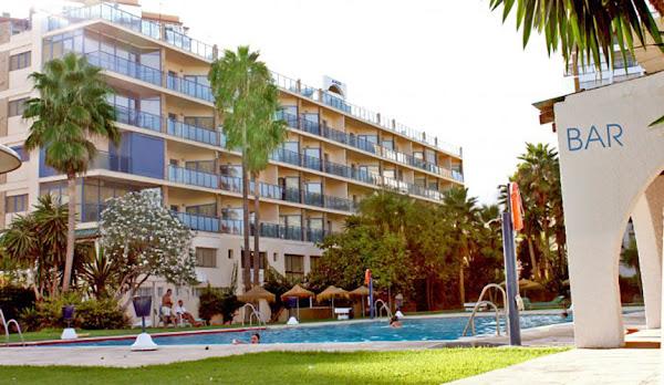 Apartamentos MS Alay ***</br><p style=