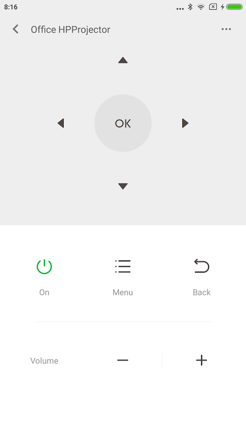 Mi Remote controller - for TV, STB, AC and more- screenshot