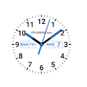 Analog Watch Face Plus-7 for Wear OS by Google icon