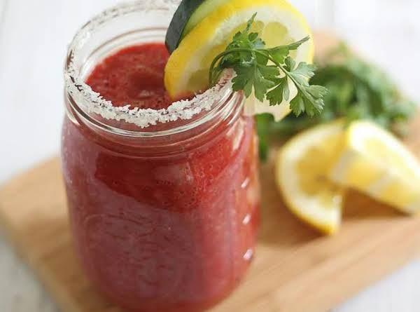 V8 Juice Recipe
