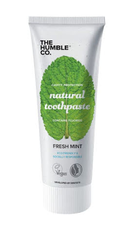 Naturlig tandkräm - Fresh Mint, 75 ml