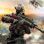 Sniper Assassin Shooting Games Icon