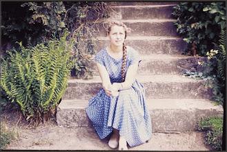 Photo: Frauen Mode im Jahre 1960