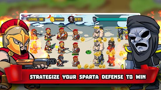 Spartan Defense - náhled