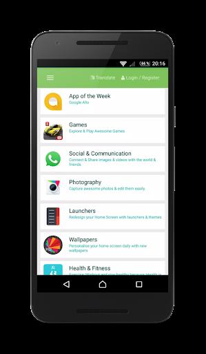 APK Download - Apps and Games 2.5.0 screenshots 2