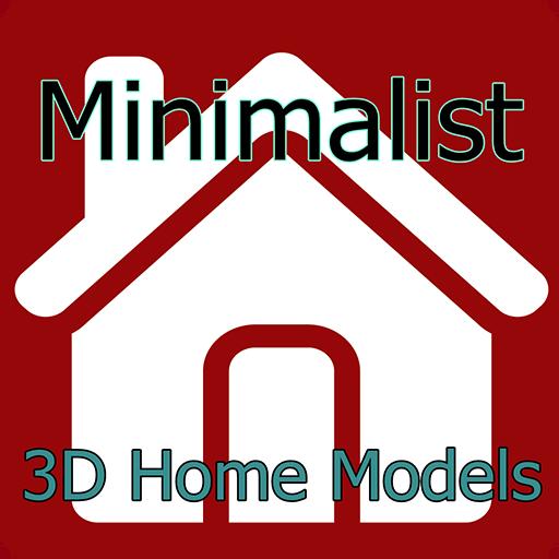 Minimalist 3D Home Models