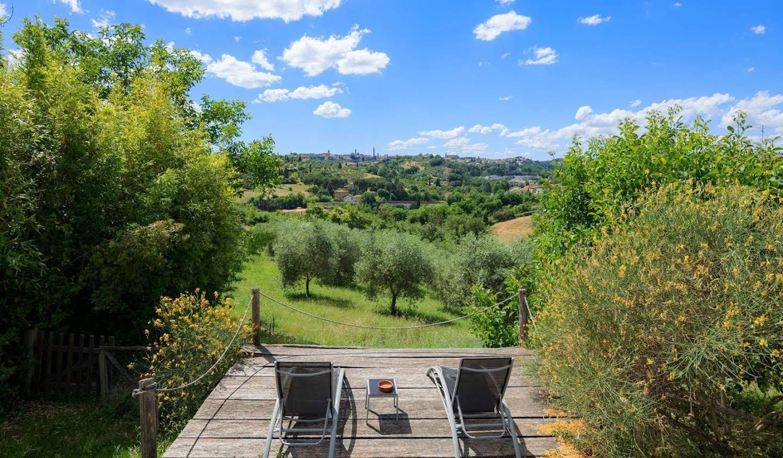 Villa avec jardin Sienne