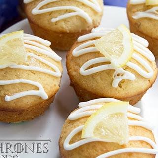 Sansa's Lemon Cakes | Game of Thrones Recipes