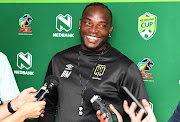 Benni McCarthy (Head Coach) during the Cape Town City FC media opportunity at Hartleyvale Football Grounds on March 28, 2019 in Cape Town, South Africa.