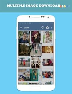 InSave InstaBatch Instagram screenshot