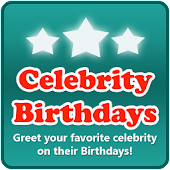 Celebrity Birthdays by Fedmich
