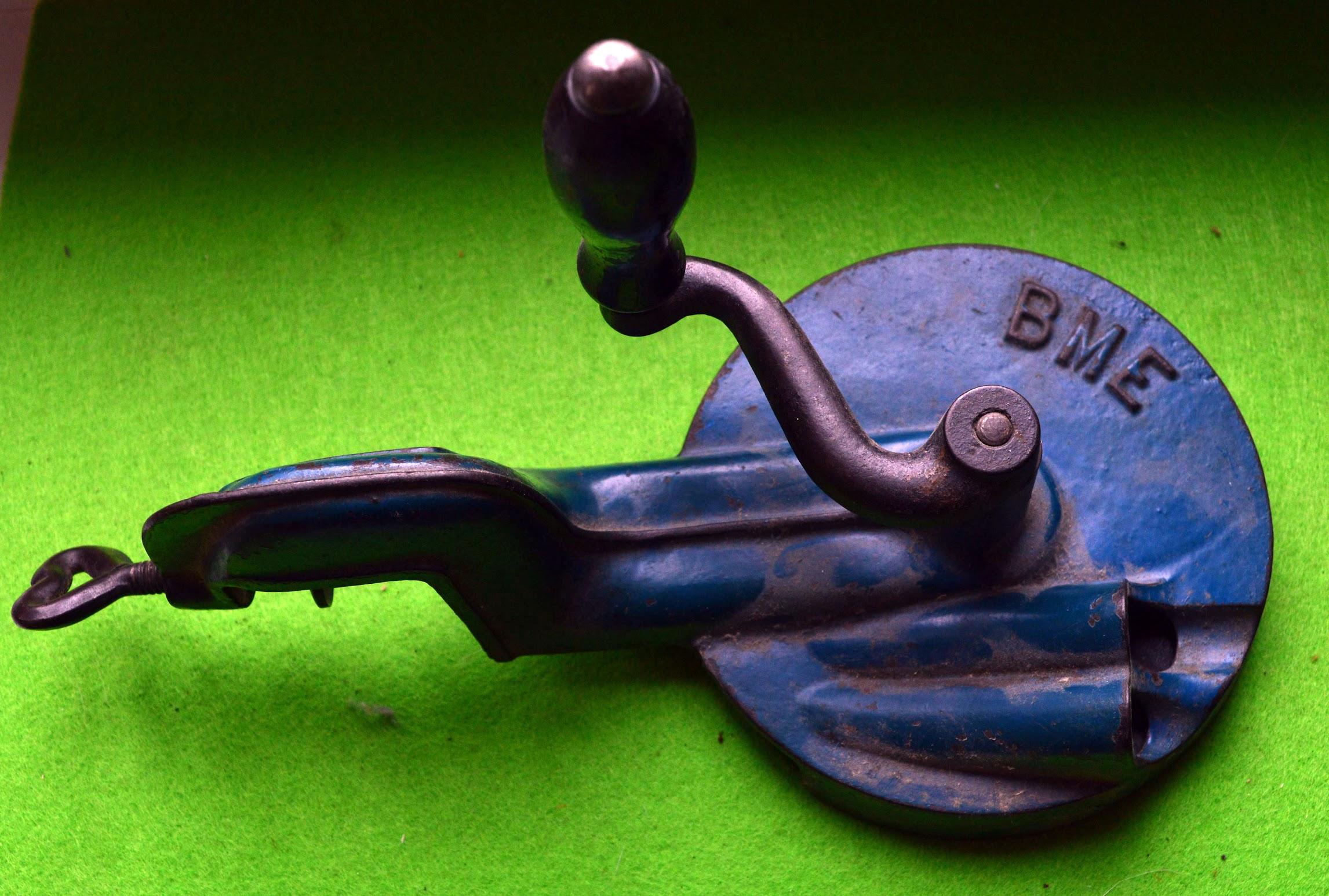 BME Bohnenschnippelmaschine